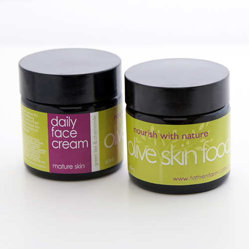daily face cream